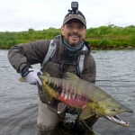 Alaska Peninsula Fly Fishing Trip