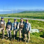 Remote Alaska Fly Fishing Trips