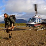 Heli-fishing, Photo by ToshBrown.com