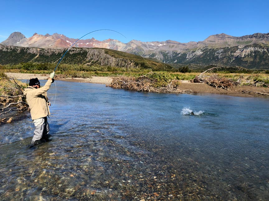 Remote Alaska Fly Fishing Trip